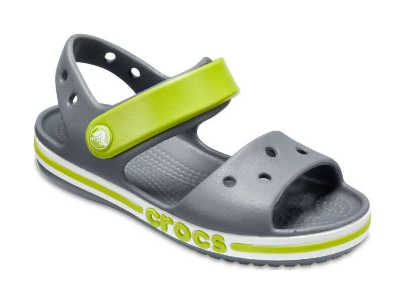 Crocs™ Bayaband Sandal Kid's Charcoal