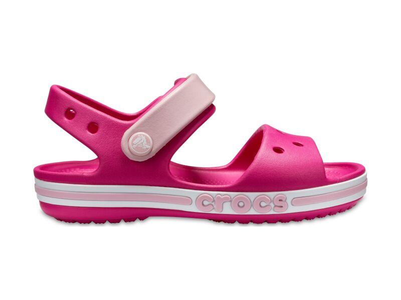 Crocs™ Bayaband Sandal Kid's Candy Pink