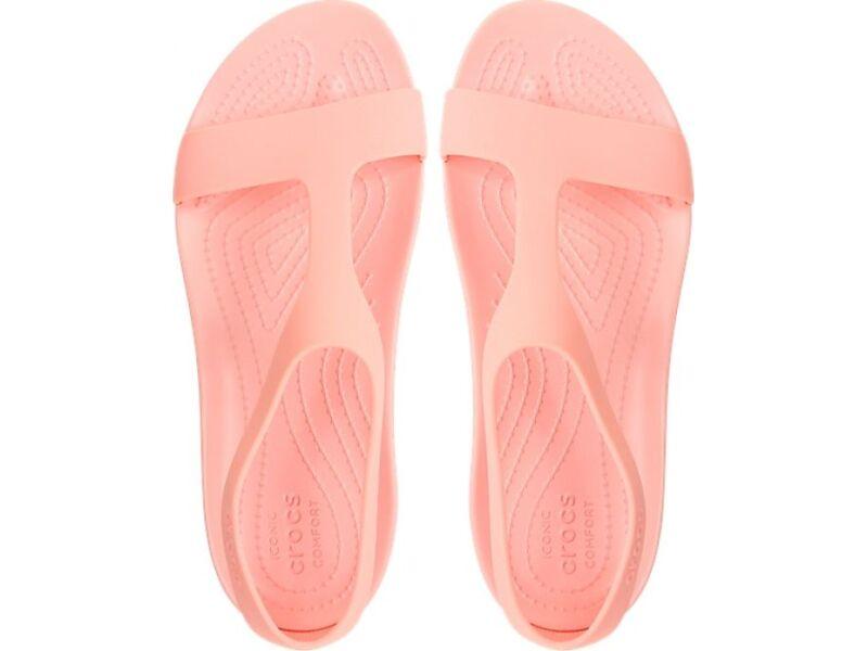 Crocs™ Serena Sandal Women's Melon/Melon