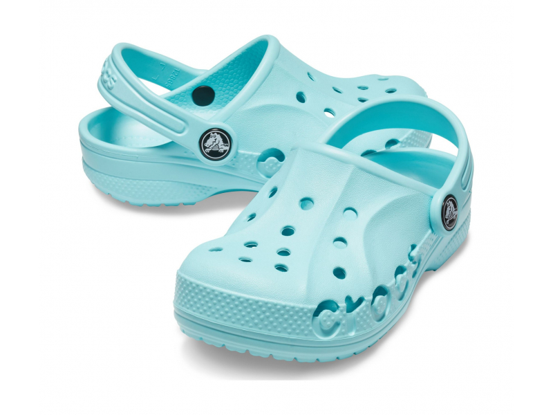 Crocs™ Baya Clog Kid's Ice Blue