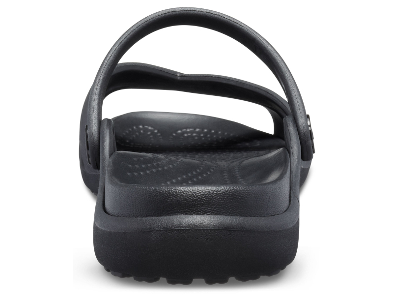 Crocs™ Meleen Cross-Band Sandal Women's Black