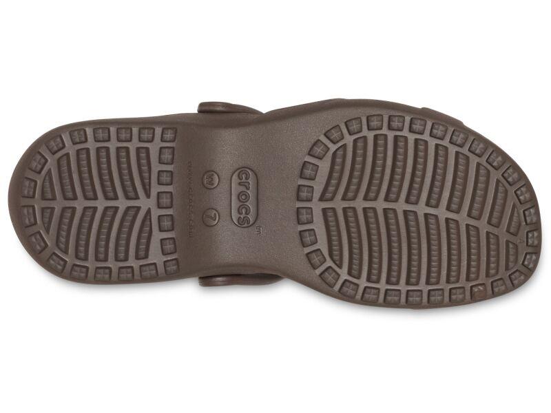 Crocs™ Meleen Cross-Band Sandal Women's Espresso