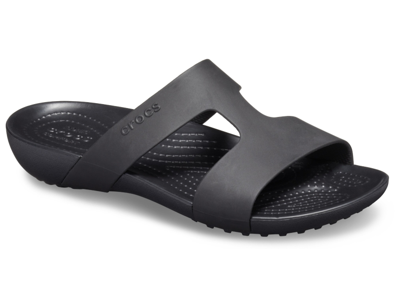 Crocs™ Serena Slide Women's Black/Black