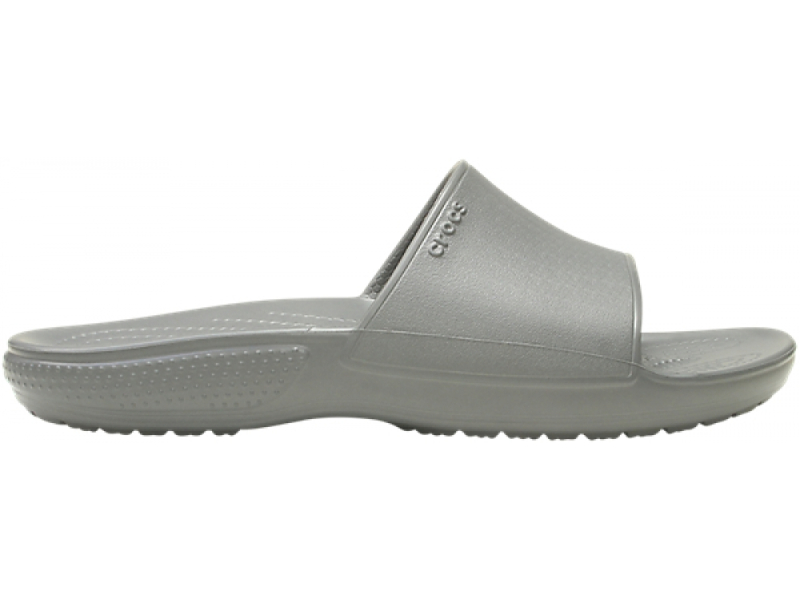 Crocs™ Classic II Slide Slate Grey