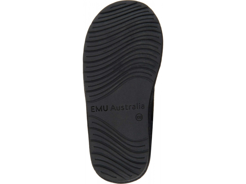 EMU Australia Wallaby Mini Teens Black