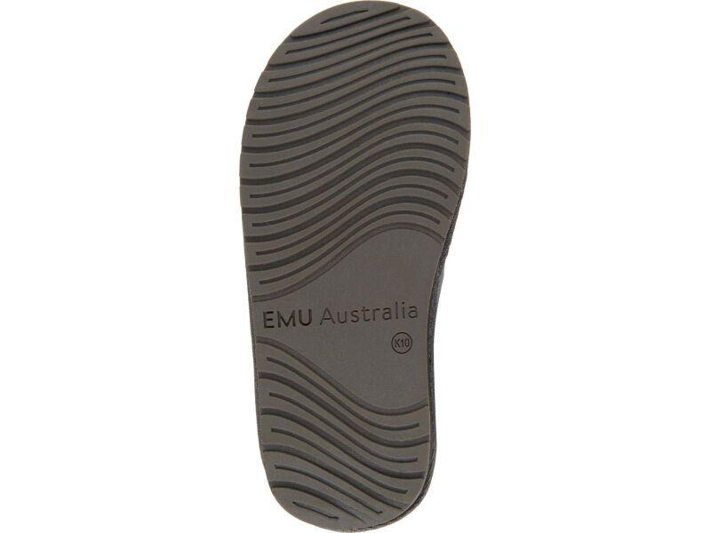 EMU Australia Wallaby Mini Teens Charcoal