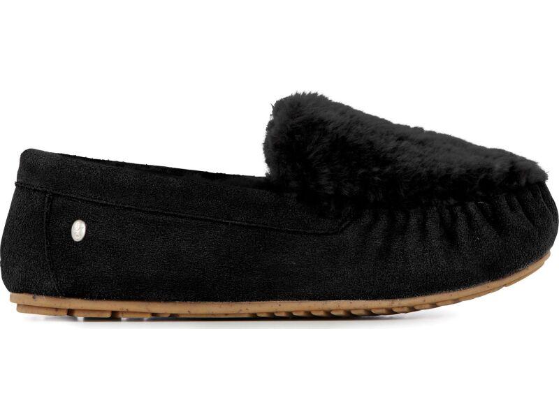EMU Australia Cairns Reverse Fur Black