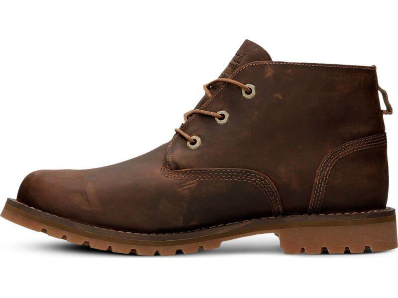 Timberland Larchmont Chukka Waterproof Dark Brown Full-Grain