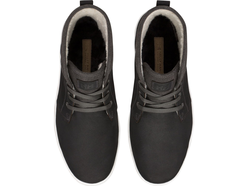 HELLY HANSEN Gerton Jet Black/Off White/Charcoal