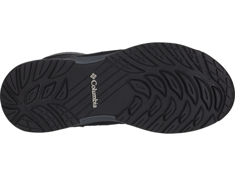 Columbia Meadows Slip-On Omni-Heat Black/Dark Stone