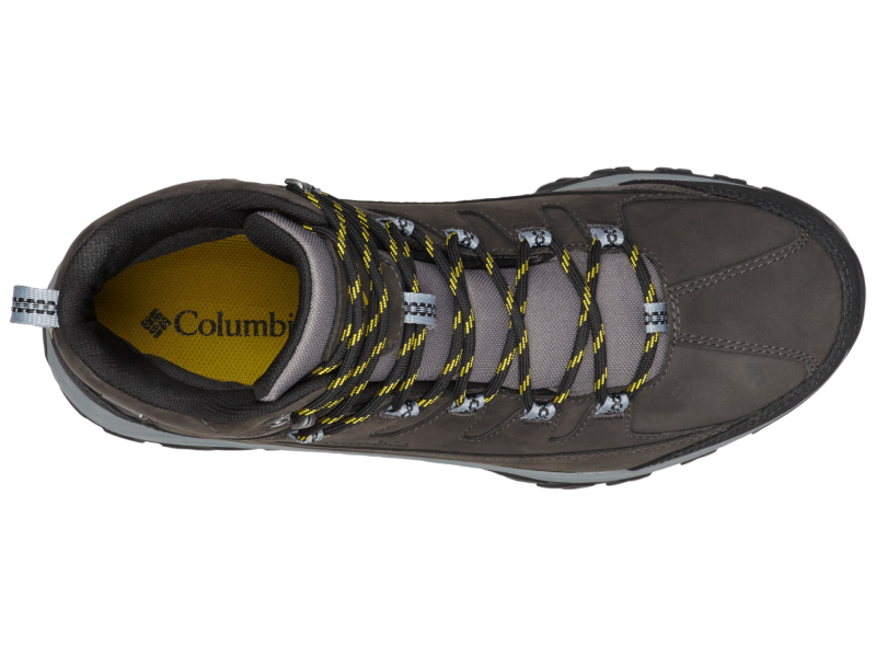 Columbia Terrebonne II Mid Outdry Mud/Curry