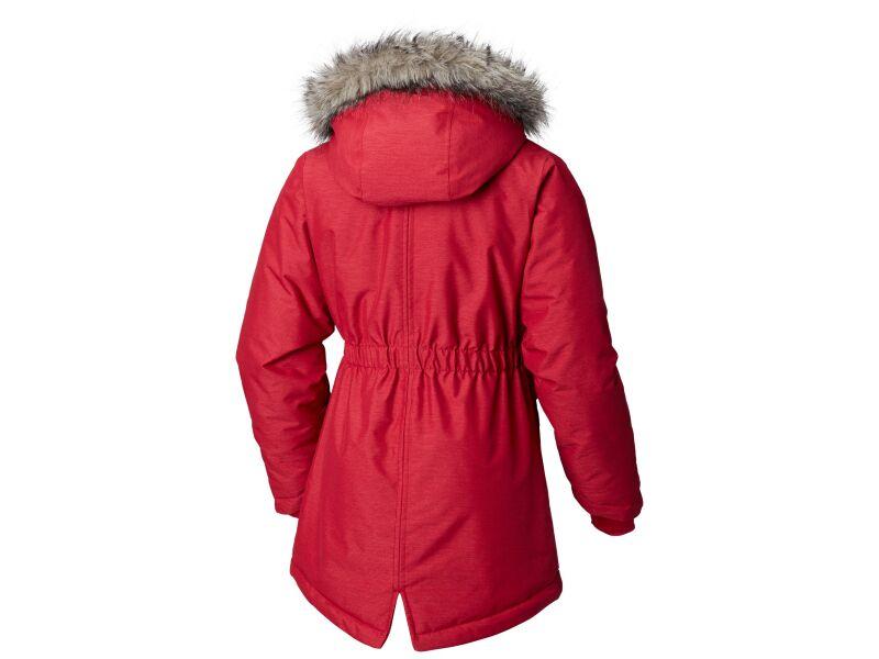 Columbia Nordic Strider Jacket Girls Pomegranate
