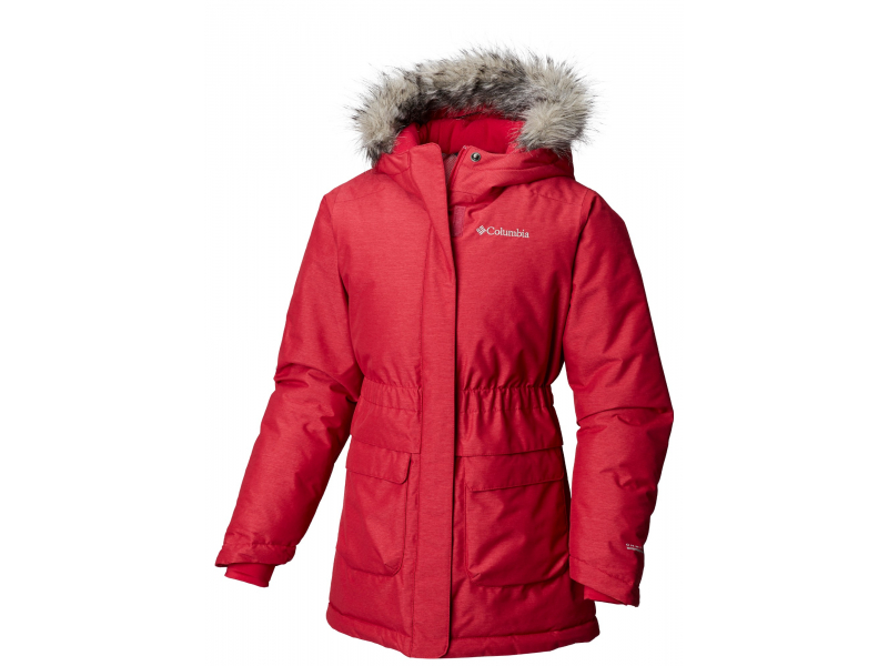 Columbia Nordic Strider Jacket Pomegranate