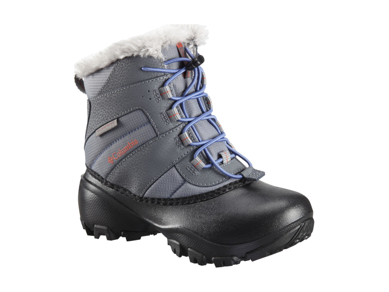 Columbia Rope Tow III Waterproof BC1323 Ti Grey Steel/Red Canyon