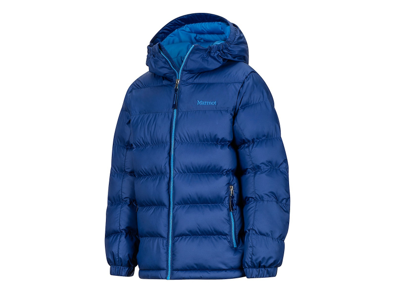 Marmot Boy's Cirque Featherless Jacket Nightfall