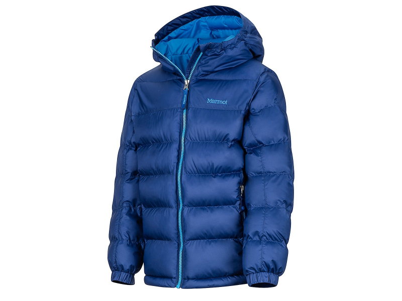 Marmot Girl's Cirque Featherless Jacket Arctic Navy
