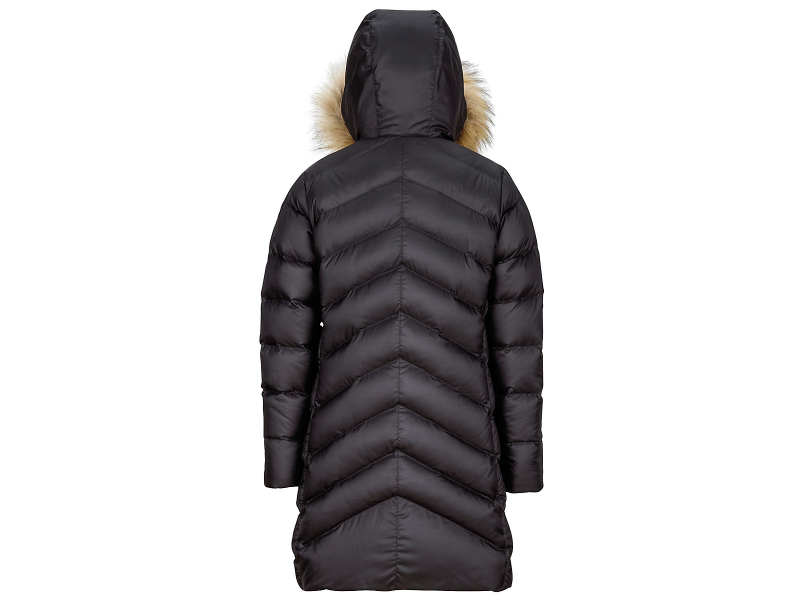 Marmot Girl's Montreaux Coat True Black