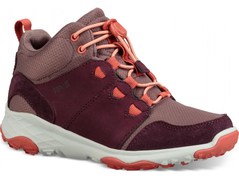Teva Arrowood 2 Mid Wp Junior's Plum