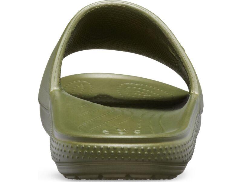 Crocs™ Classic II Slide Army Green