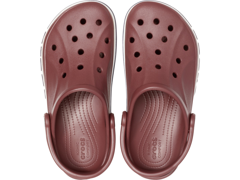Crocs™ Bayaband Clog Burgundy/Navy