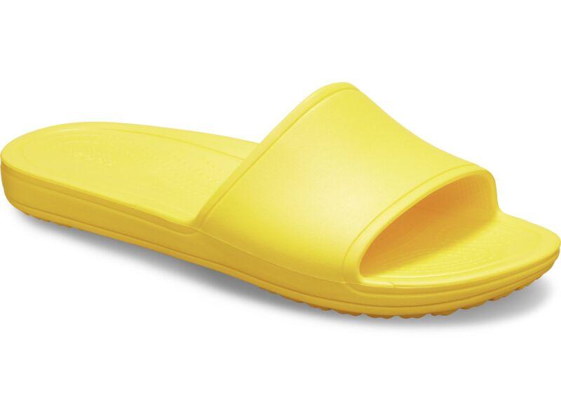 Crocs™ Sloane Slide Women's Lemon