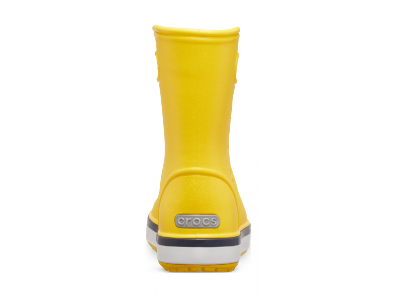 Crocs™ Crocband Rain Boot Kid's Yellow/Navy
