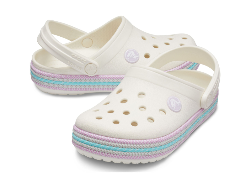 Crocs™ Crocband Sport Cord Clog Kid's Oyster