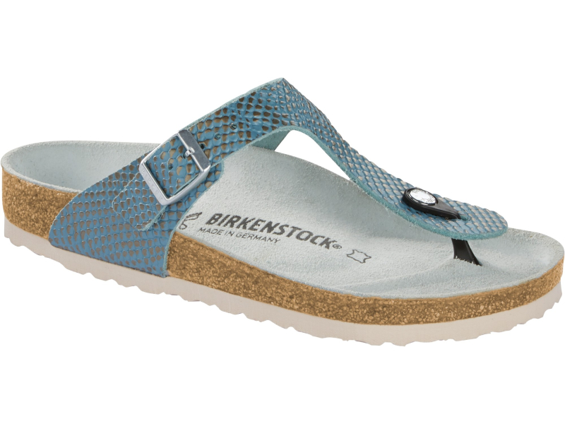 Birkenstock Gizeh Mermaid Mermaid Aqua