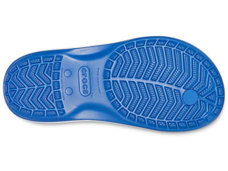 Crocs™ Crocband Flip GS Blue Jean