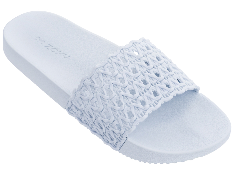 ZAXY Snap Mesh Slide 17669 Blue