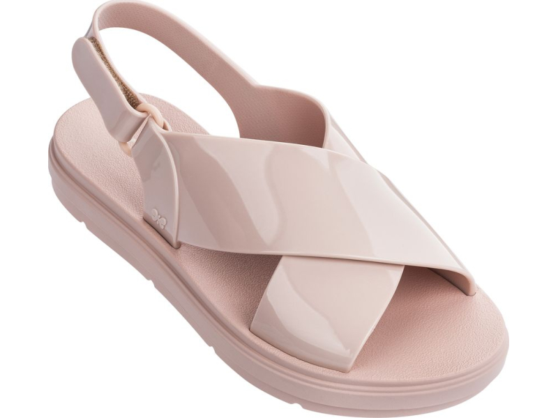 ZAXY Talk Sandal Platform 17608 Nude