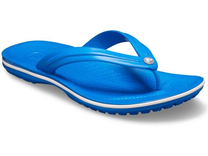 Crocs™ Crocband™ Flip Bright Cobalt/White