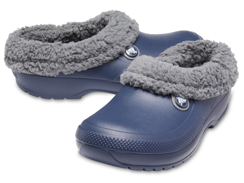 Crocs™ Classic Blitzen III Clog Navy/Slate Grey