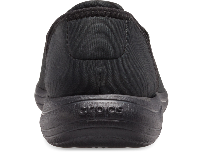 Crocs™ Reviva Slip-On Women's Black/Black