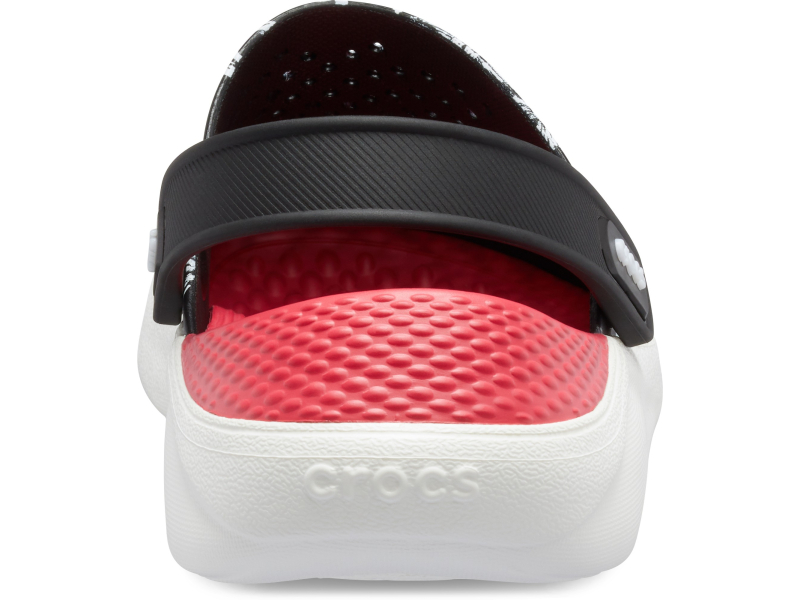 Crocs™ LiteRide Hyper Floral Clog Floral/Black