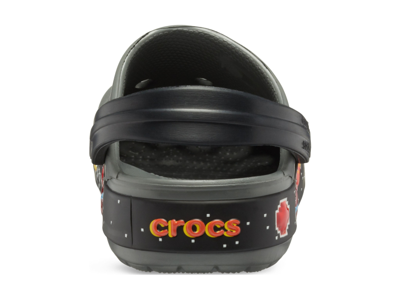 Crocs™ FunLab Galactic Clog Boy's Slate Grey