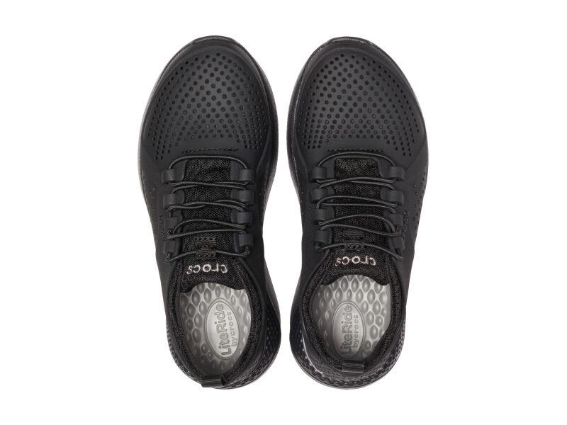 Crocs™ LiteRide Pacer Kid's Black/Black