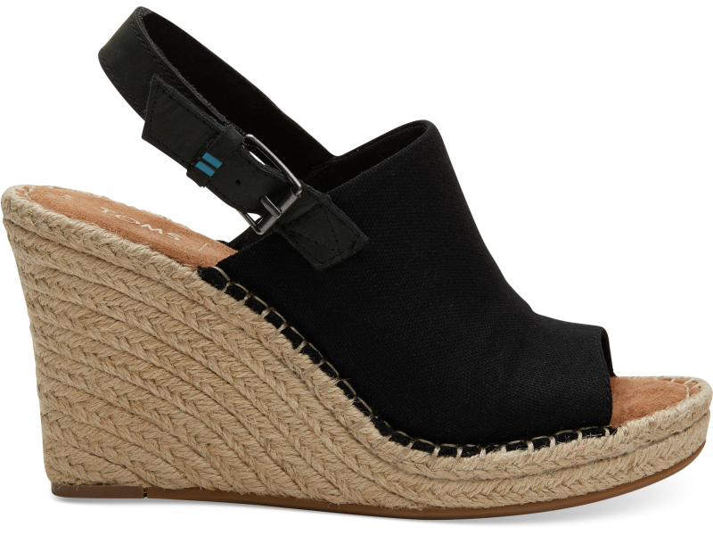 TOMS Oxford Women's Monica Black