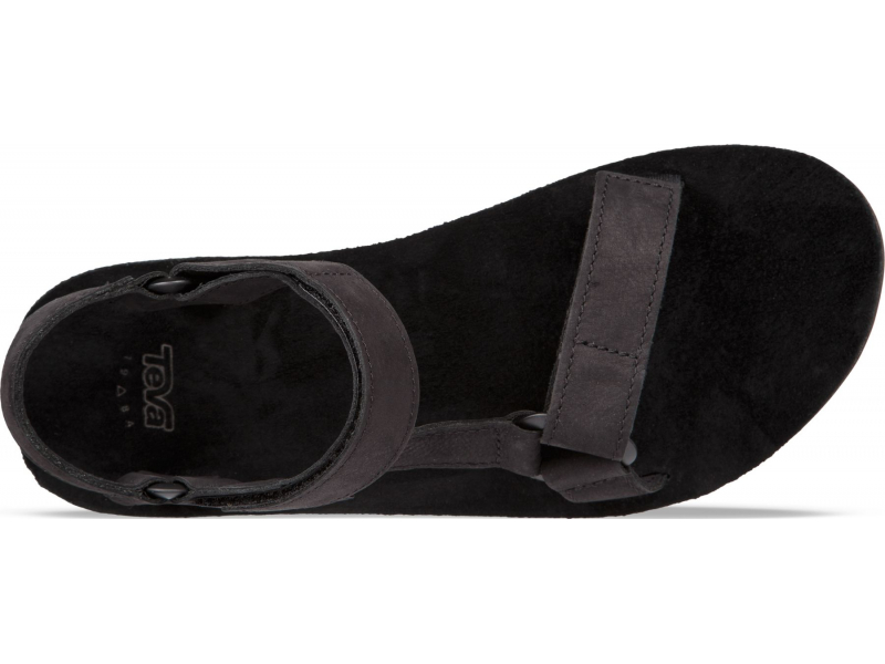 Teva Original Universal Leather Men's Black