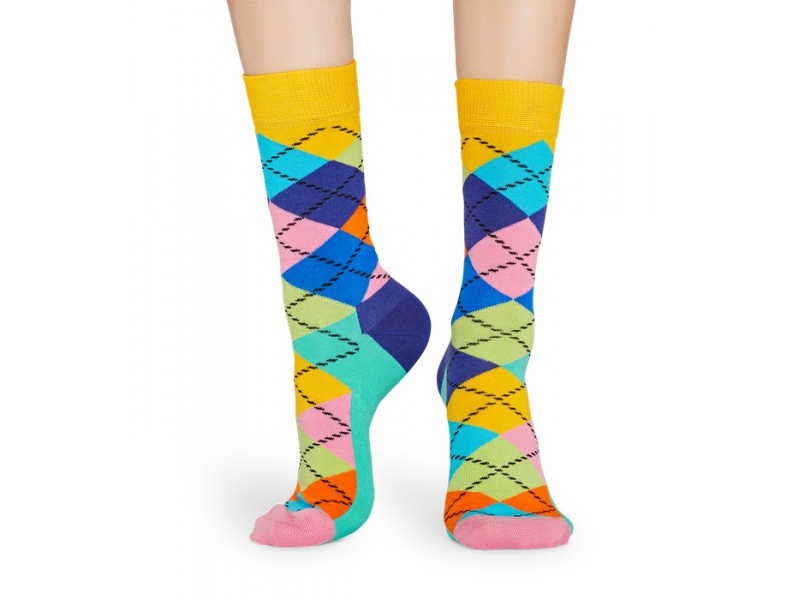 Happy Socks Argyle Multi 2200