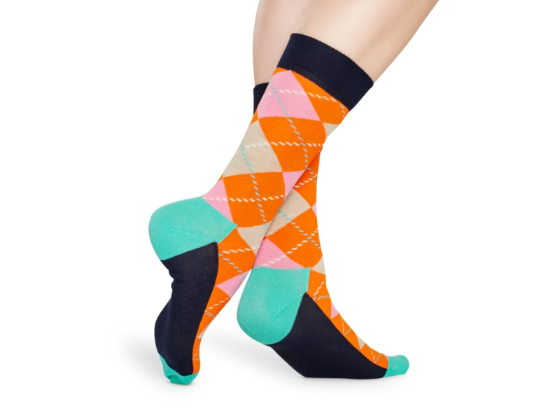 Happy Socks Argyle Multi 2700