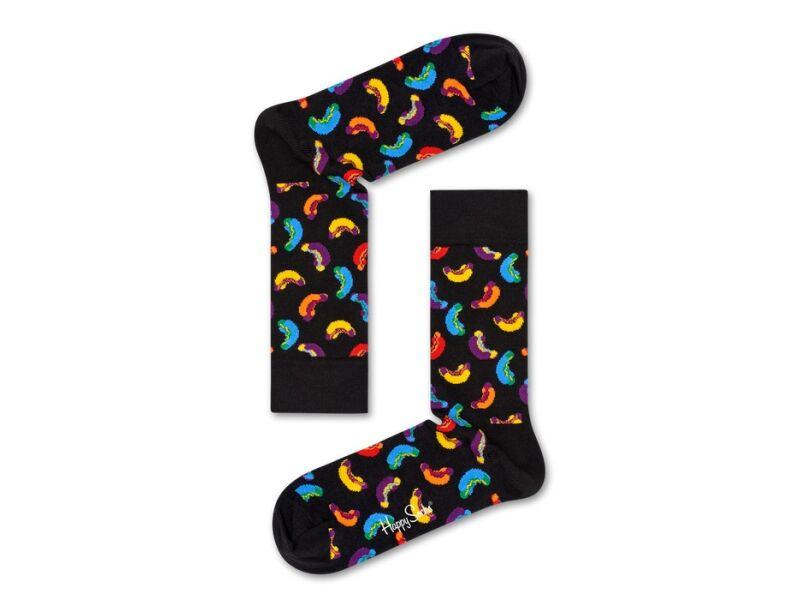 Happy Socks Hotdog Multi 9000