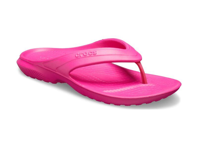 Crocs™ Kids' Classic Flip Candy Pink