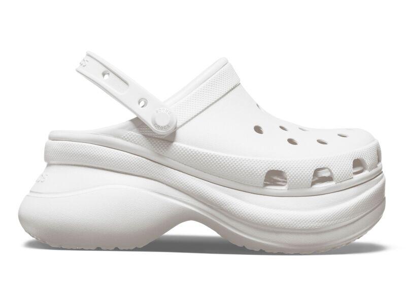 Crocs™ Classic Bae Clog Womens White