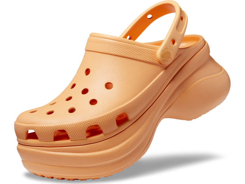 Crocs™ Classic Bae Clog Womens Cantaloupe