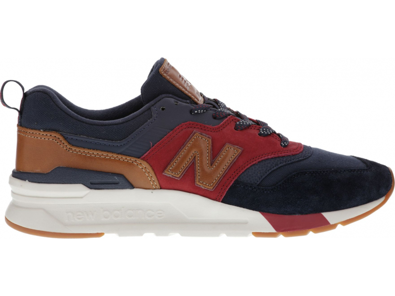 New Balance CM997 T1 Navy/Red