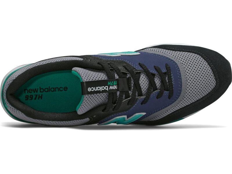 New Balance CM997 White/Black