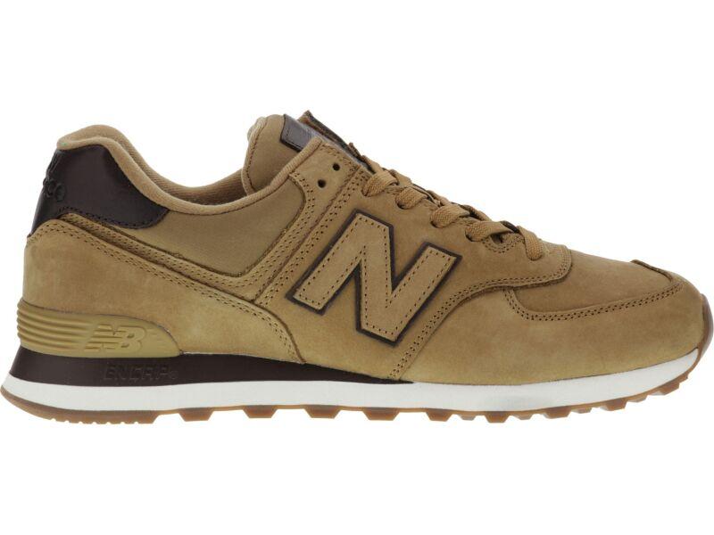 New Balance ML574 Leather Brown