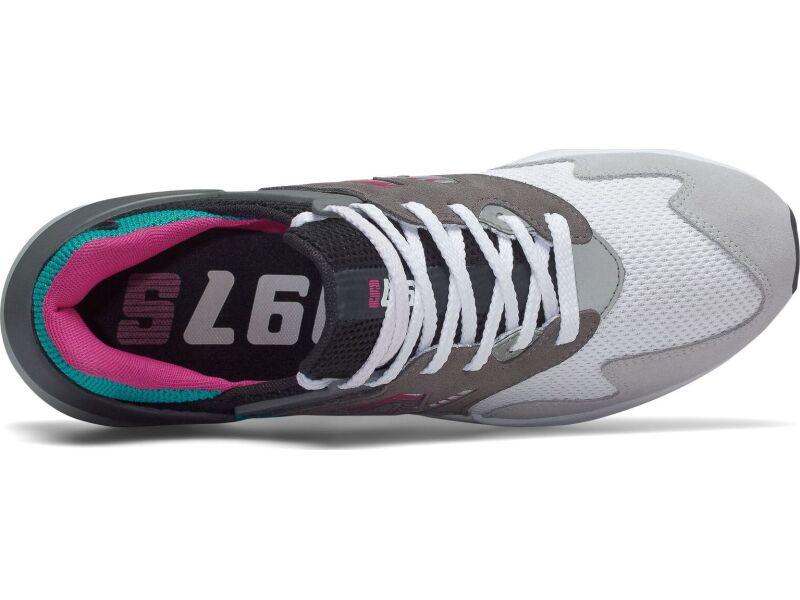New Balance MS997 Sport T3 Grey/Green