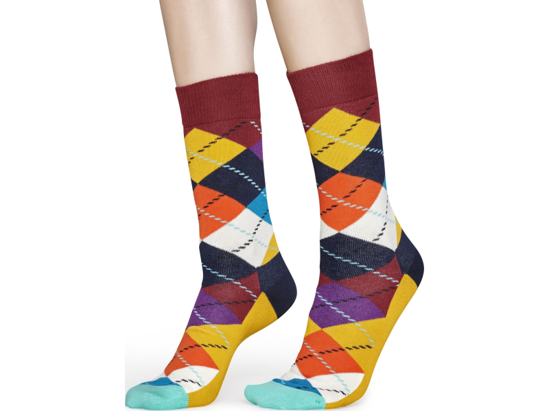 Happy Socks Argyle Multi 2701